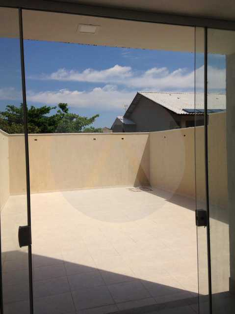 25 Casa Itaipu Maravista - Imobiliária Agatê Imóveis vende Casa de 168 m² Itaipu - Niterói por 600 mil reais. - HTCA30024 - 26