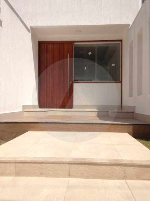 3 Casa Itaipu Maravista - Imobiliária Agatê Imóveis vende Casa de 168 m² Itaipu - Niterói por 600 mil reais. - HTCA30024 - 4