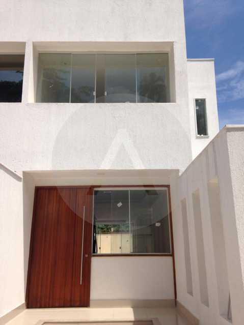 28 Casa Itaipu Maravista - Imobiliária Agatê Imóveis vende Casa de 168 m² Itaipu - Niterói por 600 mil reais. - HTCA30024 - 29