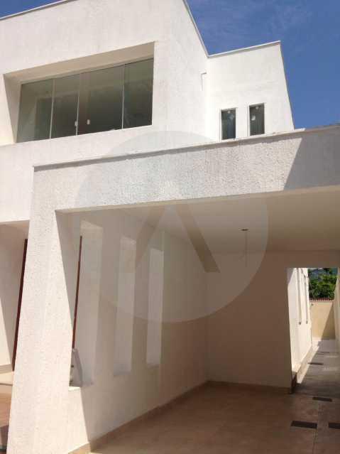 2 Casa Itaipu Maravista - Imobiliária Agatê Imóveis vende Casa de 168 m² Itaipu - Niterói por 600 mil reais. - HTCA30024 - 3