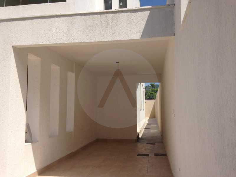 29 Casa Itaipu Maravista - Imobiliária Agatê Imóveis vende Casa de 168 m² Itaipu - Niterói por 600 mil reais. - HTCA30024 - 30