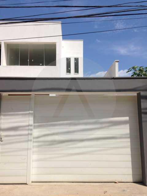 30 Casa Itaipu Maravista - Imobiliária Agatê Imóveis vende Casa de 168 m² Itaipu - Niterói por 600 mil reais. - HTCA30024 - 31