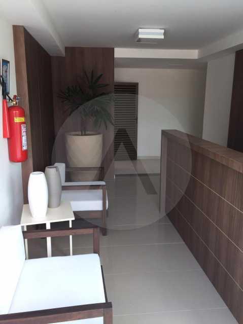 1 Apartamento Pendotiba - IMOBILIÁRIA AGATÊ IMÓVEIS VENDE APARTAMENTO PADRÃO PENDOTIBA , NITERÓI. - HTAP20014 - 1