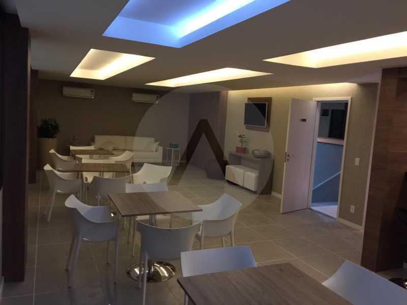 4 Apartamento Pendotiba - IMOBILIÁRIA AGATÊ IMÓVEIS VENDE APARTAMENTO PADRÃO PENDOTIBA , NITERÓI. - HTAP20014 - 5