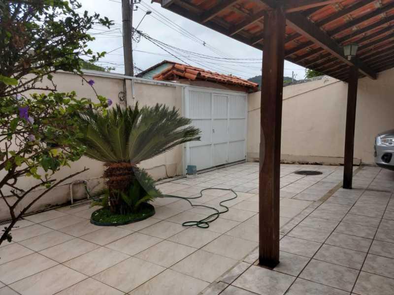 2 Casa Padrão Itaipu. - Imobiliária Agatê Imóveis vende Casa Padrão de 220m² Itaipu - Niterói por 700 mil reais. - HTCA30182 - 3