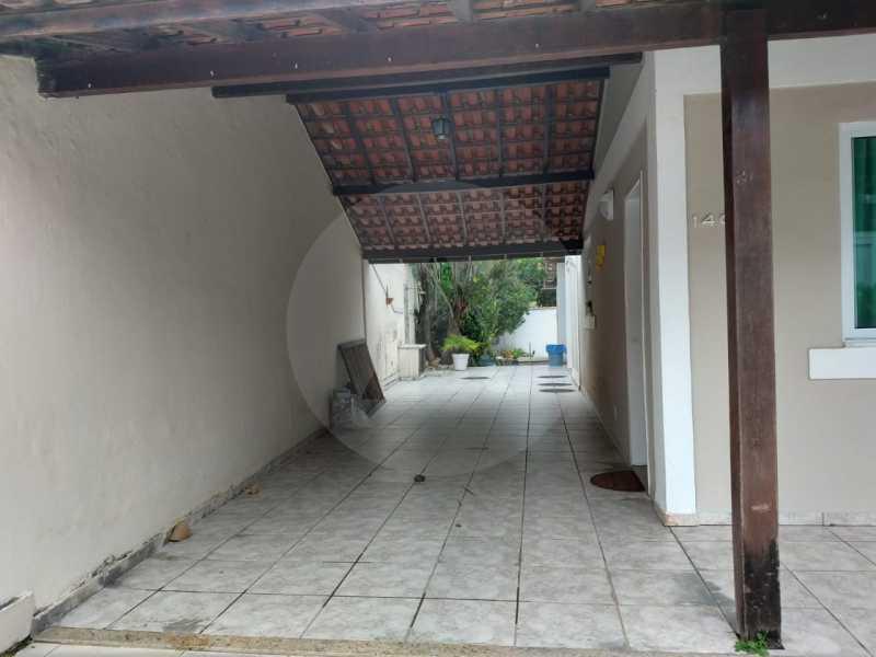 4 Casa Padrão Itaipu. - Imobiliária Agatê Imóveis vende Casa Padrão de 220m² Itaipu - Niterói por 700 mil reais. - HTCA30182 - 5