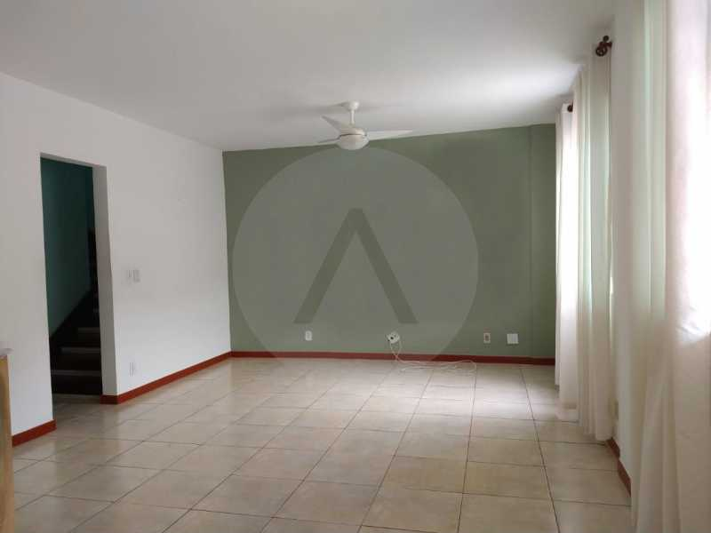 5 Casa Padrão Itaipu. - Imobiliária Agatê Imóveis vende Casa Padrão de 220m² Itaipu - Niterói por 700 mil reais. - HTCA30182 - 6