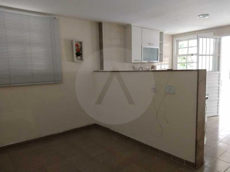 8 Casa Padrão Itaipu. - Imobiliária Agatê Imóveis vende Casa Padrão de 220m² Itaipu - Niterói por 700 mil reais. - HTCA30182 - 9