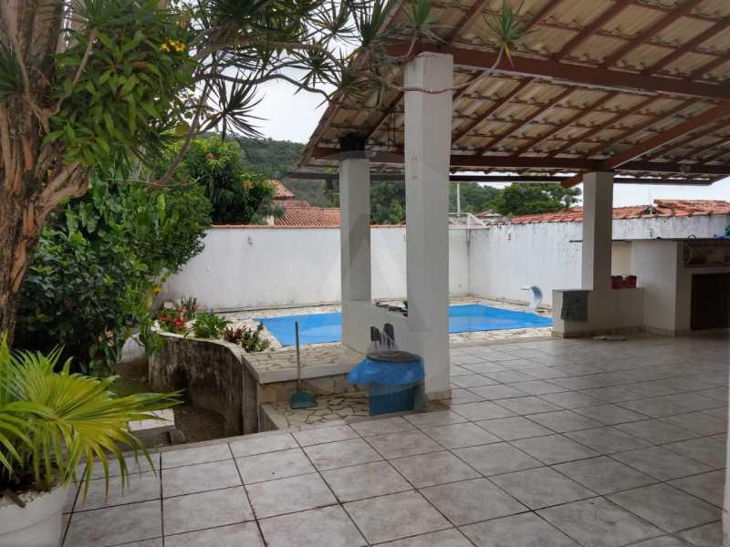14 Casa Padrão Itaipu. - Imobiliária Agatê Imóveis vende Casa Padrão de 220m² Itaipu - Niterói por 700 mil reais. - HTCA30182 - 15