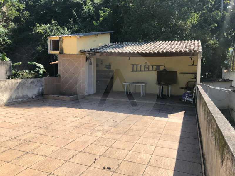 4 Casa Linear Piratininga. - Imobiliária Agatê Imóveis vende Casa Padrão de 100m² Itaipu - Niterói por 480 mil reais. - HTCA40079 - 5