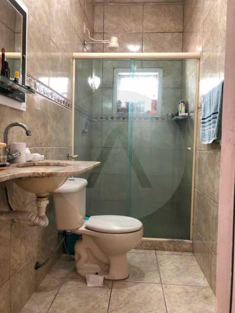 16 Casa Linear Piratininga. - Imobiliária Agatê Imóveis vende Casa Padrão de 100m² Itaipu - Niterói por 480 mil reais. - HTCA40079 - 17