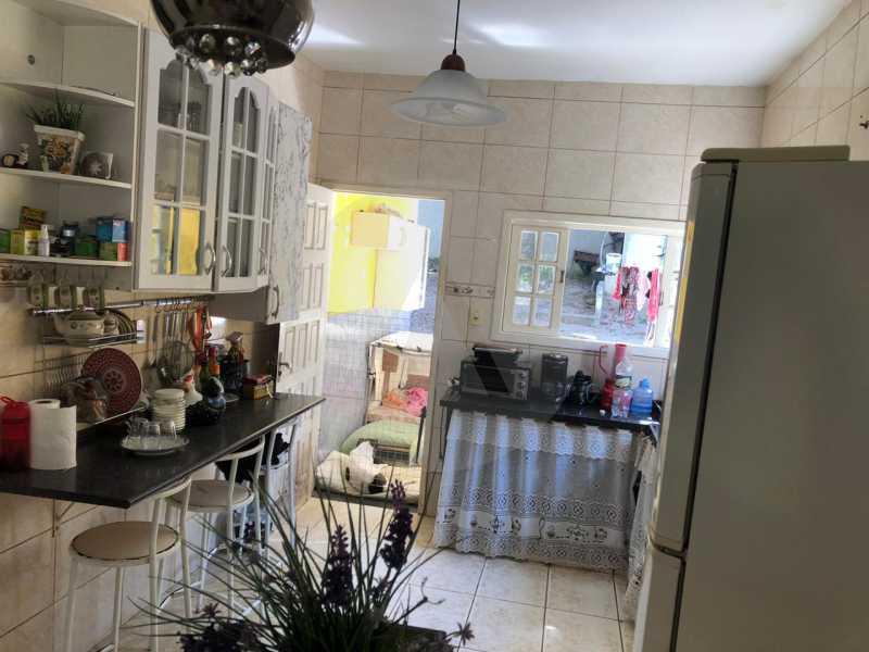 10 Casa Linear Piratininga. - Imobiliária Agatê Imóveis vende Casa Padrão de 100m² Itaipu - Niterói por 480 mil reais. - HTCA40079 - 11