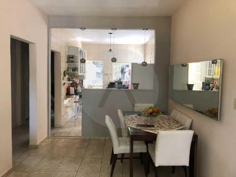 9 Casa Linear Piratininga. - Imobiliária Agatê Imóveis vende Casa Padrão de 100m² Itaipu - Niterói por 480 mil reais. - HTCA40079 - 10