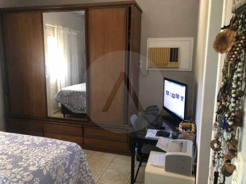 21 Casa Linear Piratininga. - Imobiliária Agatê Imóveis vende Casa Padrão de 100m² Itaipu - Niterói por 480 mil reais. - HTCA40079 - 22