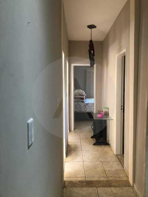 19 Casa Linear Piratininga. - Imobiliária Agatê Imóveis vende Casa Padrão de 100m² Itaipu - Niterói por 480 mil reais. - HTCA40079 - 20