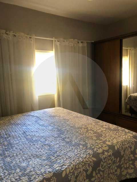20 Casa Linear Piratininga. - Imobiliária Agatê Imóveis vende Casa Padrão de 100m² Itaipu - Niterói por 480 mil reais. - HTCA40079 - 21