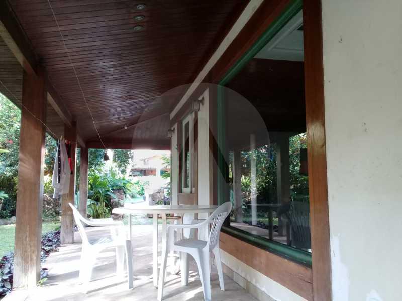 7 Casa Duplex em Condomínio I - Imobiliária Agatê Imóveis vende Casa em Condomínio de 420m² Itaipu - Niterói por 1.400 mil reais. - HTCN50009 - 8