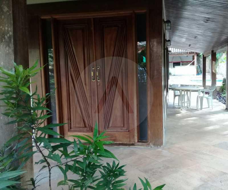8 Casa Duplex em Condomínio I - Imobiliária Agatê Imóveis vende Casa em Condomínio de 420m² Itaipu - Niterói por 1.400 mil reais. - HTCN50009 - 9