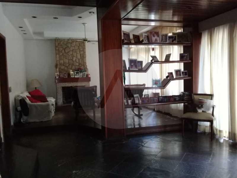 10 Casa Duplex em Condomínio  - Imobiliária Agatê Imóveis vende Casa em Condomínio de 420m² Itaipu - Niterói por 1.400 mil reais. - HTCN50009 - 11