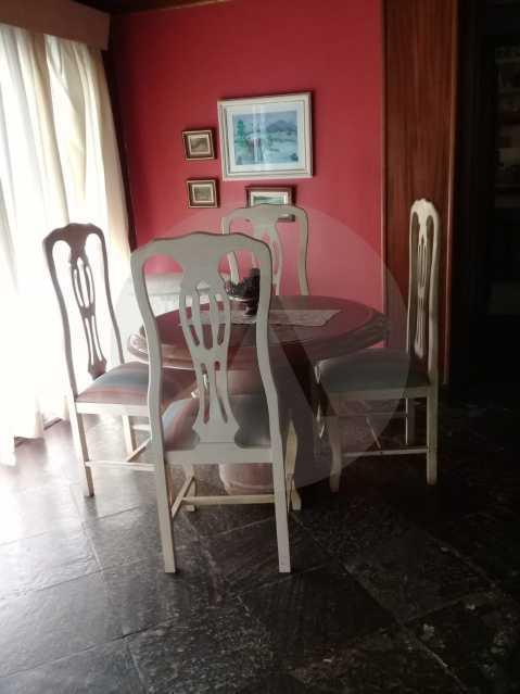 11 Casa Duplex em Condomínio  - Imobiliária Agatê Imóveis vende Casa em Condomínio de 420m² Itaipu - Niterói por 1.400 mil reais. - HTCN50009 - 12