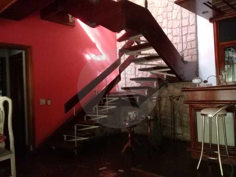 14 Casa Duplex em Condomínio  - Imobiliária Agatê Imóveis vende Casa em Condomínio de 420m² Itaipu - Niterói por 1.400 mil reais. - HTCN50009 - 15