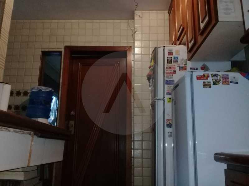 19 Casa Duplex em Condomínio  - Imobiliária Agatê Imóveis vende Casa em Condomínio de 420m² Itaipu - Niterói por 1.400 mil reais. - HTCN50009 - 19