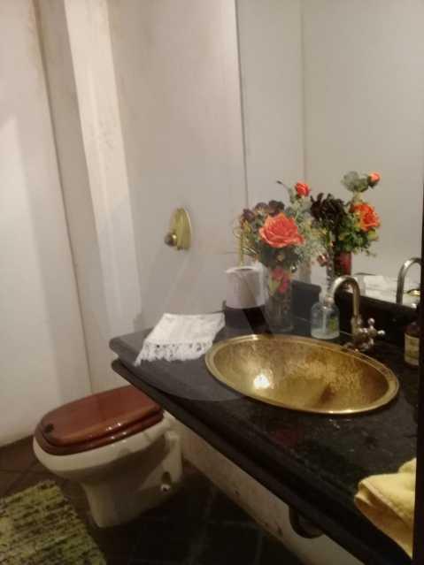 20 Casa Duplex em Condomínio  - Imobiliária Agatê Imóveis vende Casa em Condomínio de 420m² Itaipu - Niterói por 1.400 mil reais. - HTCN50009 - 20