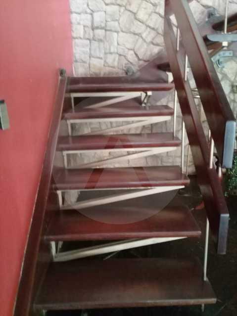21 Casa Duplex em Condomínio  - Imobiliária Agatê Imóveis vende Casa em Condomínio de 420m² Itaipu - Niterói por 1.400 mil reais. - HTCN50009 - 21