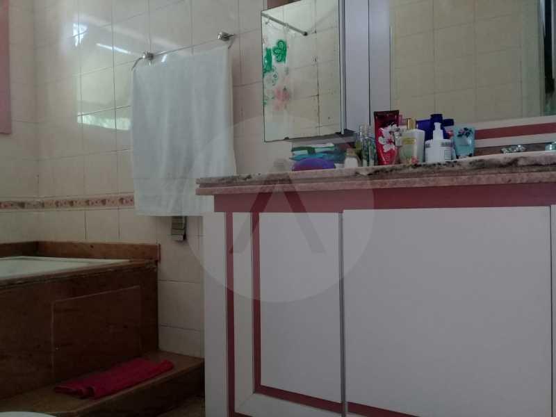23 Casa Duplex em Condomínio  - Imobiliária Agatê Imóveis vende Casa em Condomínio de 420m² Itaipu - Niterói por 1.400 mil reais. - HTCN50009 - 23