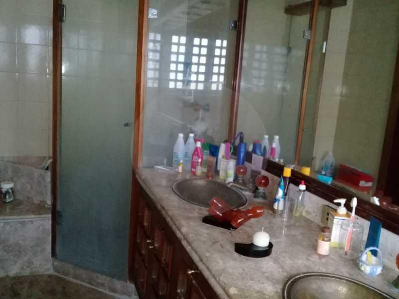 26 Casa Duplex em Condomínio  - Imobiliária Agatê Imóveis vende Casa em Condomínio de 420m² Itaipu - Niterói por 1.400 mil reais. - HTCN50009 - 26