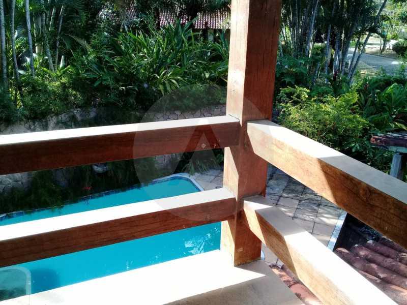 27 Casa Duplex em Condomínio  - Imobiliária Agatê Imóveis vende Casa em Condomínio de 420m² Itaipu - Niterói por 1.400 mil reais. - HTCN50009 - 27