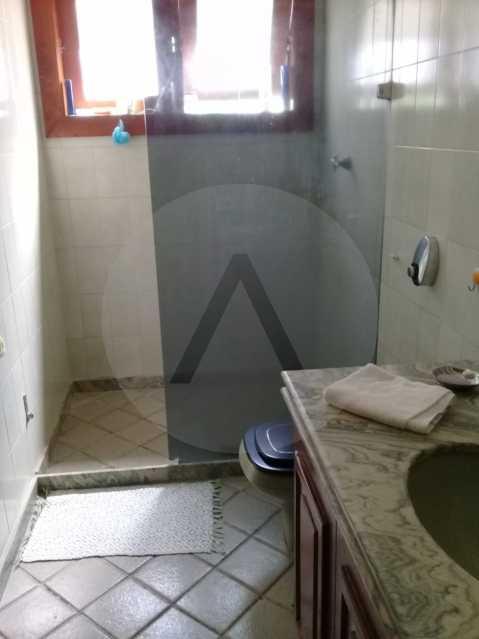 30 Casa Duplex em Condomínio  - Imobiliária Agatê Imóveis vende Casa em Condomínio de 420m² Itaipu - Niterói por 1.400 mil reais. - HTCN50009 - 30