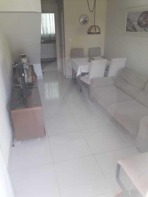 4 Casa em Condomínio Itaipu - Imobiliária Agatê Imóveis vende Casa em Condomínio de 95m² Itaipu - Niterói. - HTCN20027 - 5