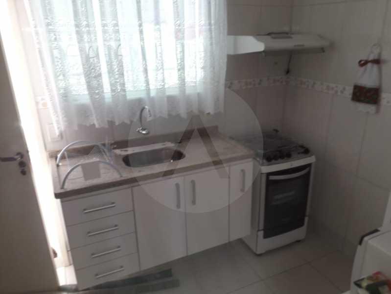 5 Casa em Condomínio Itaipu - Imobiliária Agatê Imóveis vende Casa em Condomínio de 95m² Itaipu - Niterói. - HTCN20027 - 6