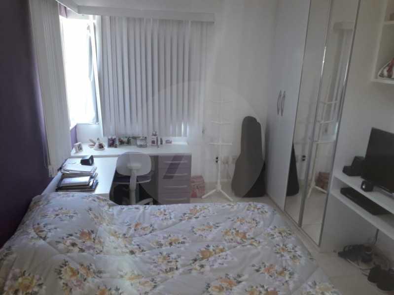 9 Casa em Condomínio Itaipu - Imobiliária Agatê Imóveis vende Casa em Condomínio de 95m² Itaipu - Niterói. - HTCN20027 - 10