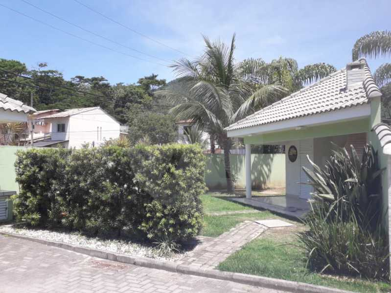 2 Casa em Condomínio Itaipu - Imobiliária Agatê Imóveis vende Casa em Condomínio de 95m² Itaipu - Niterói. - HTCN20027 - 3