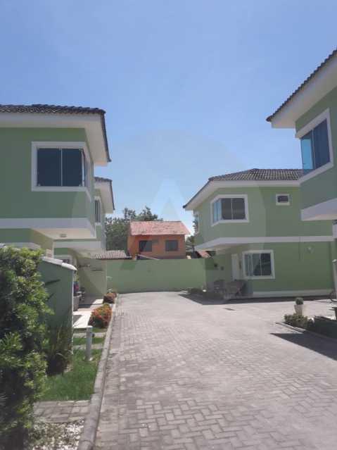15 Casa em Condomínio Itaipu - Imobiliária Agatê Imóveis vende Casa em Condomínio de 95m² Itaipu - Niterói. - HTCN20027 - 16