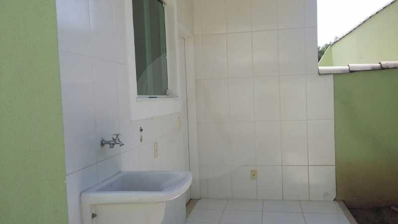 6 Casa em Condomínio Itaipu - Imobiliária Agatê Imóveis vende Casa em Condomínio de 95m² Itaipu - Niterói. - HTCN20027 - 7