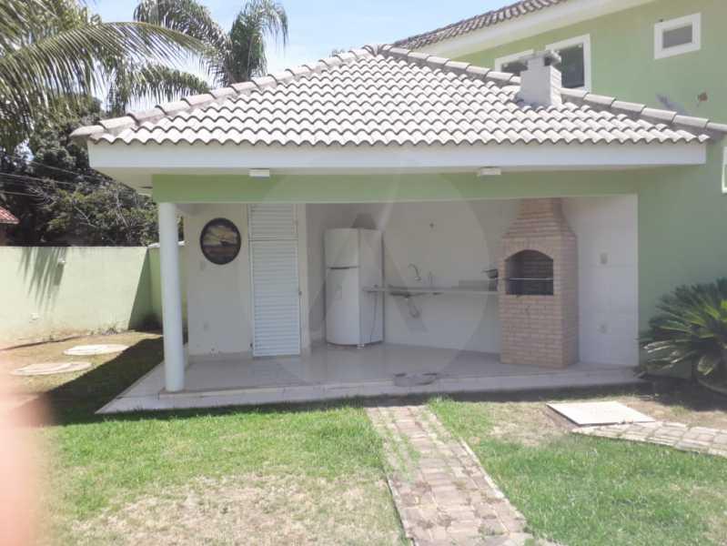 13 Casa em Condomínio Itaipu - Imobiliária Agatê Imóveis vende Casa em Condomínio de 95m² Itaipu - Niterói. - HTCN20027 - 14