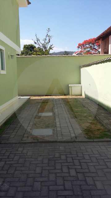 14 Casa em Condomínio Itaipu - Imobiliária Agatê Imóveis vende Casa em Condomínio de 95m² Itaipu - Niterói. - HTCN20027 - 15