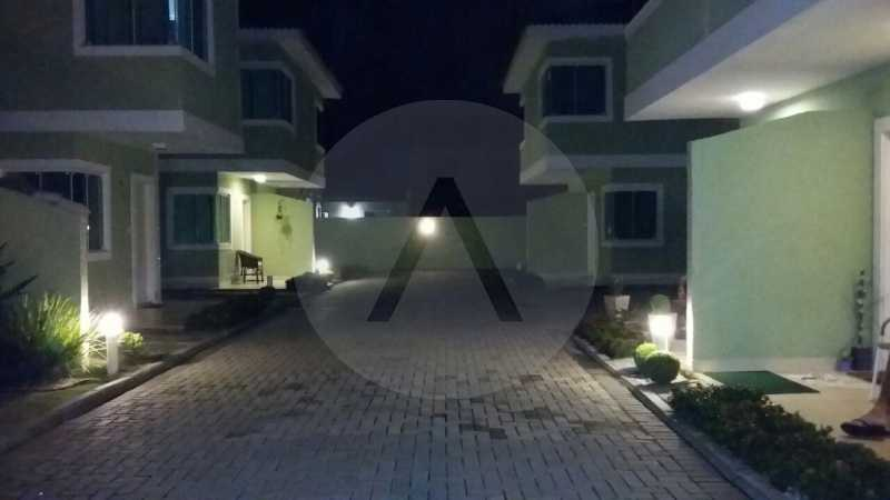 16 Casa em Condomínio Itaipu - Imobiliária Agatê Imóveis vende Casa em Condomínio de 95m² Itaipu - Niterói. - HTCN20027 - 17