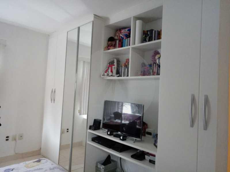 10 Casa em Condomínio Itaipu - Imobiliária Agatê Imóveis vende Casa em Condomínio de 95m² Itaipu - Niterói. - HTCN20027 - 11