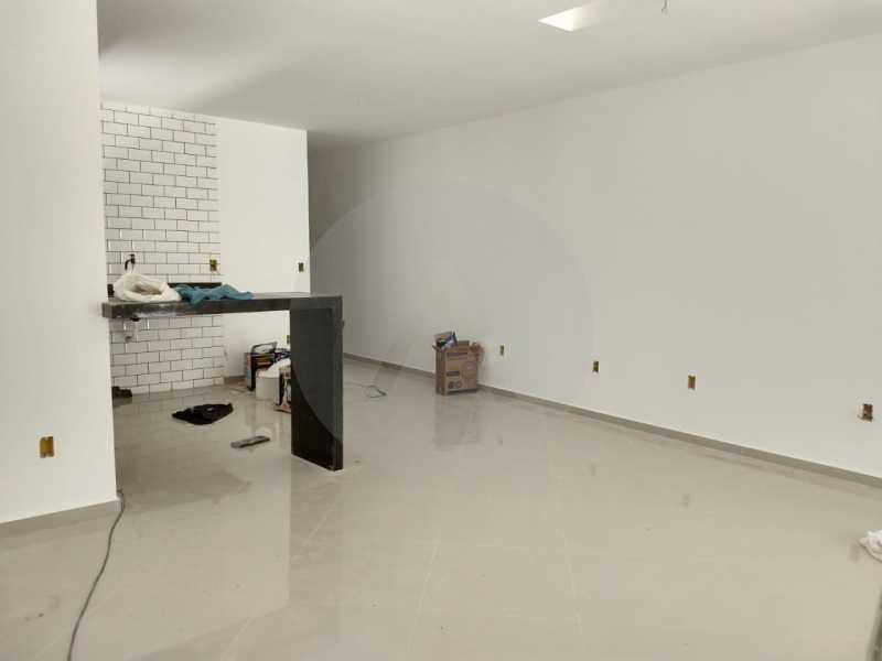 4 Casa Padrão Linear Itaipu. - Imobiliária Agatê Imóveis vende Casa Padrão de 120 m² Itaipu - Niterói por 410 mil reais. - HTCA30188 - 5