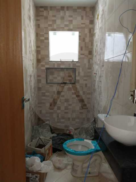 6 Casa Padrão Linear Itaipu. - Imobiliária Agatê Imóveis vende Casa Padrão de 120 m² Itaipu - Niterói por 410 mil reais. - HTCA30188 - 7