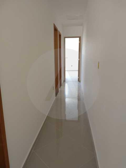 7 Casa Padrão Linear Itaipu. - Imobiliária Agatê Imóveis vende Casa Padrão de 120 m² Itaipu - Niterói por 410 mil reais. - HTCA30188 - 8