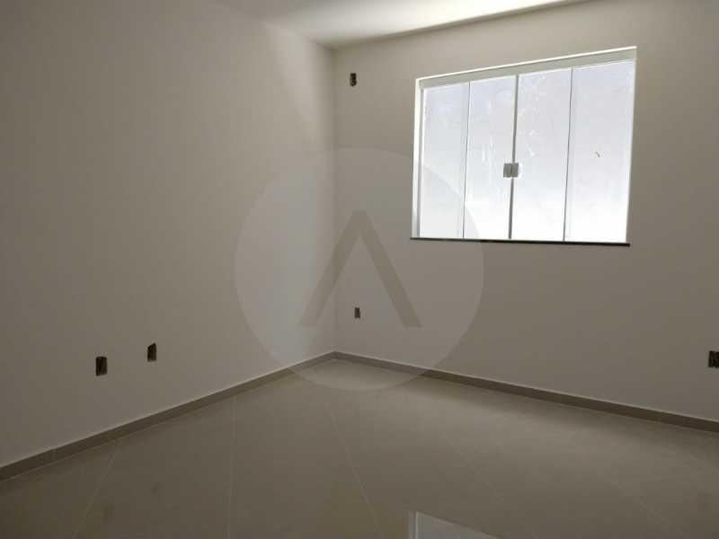 8 Casa Padrão Linear Itaipu. - Imobiliária Agatê Imóveis vende Casa Padrão de 120 m² Itaipu - Niterói por 410 mil reais. - HTCA30188 - 9