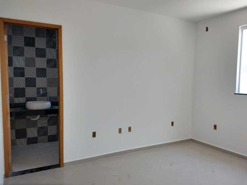 11 Casa Padrão Linear Itaipu. - Imobiliária Agatê Imóveis vende Casa Padrão de 120 m² Itaipu - Niterói por 410 mil reais. - HTCA30188 - 12