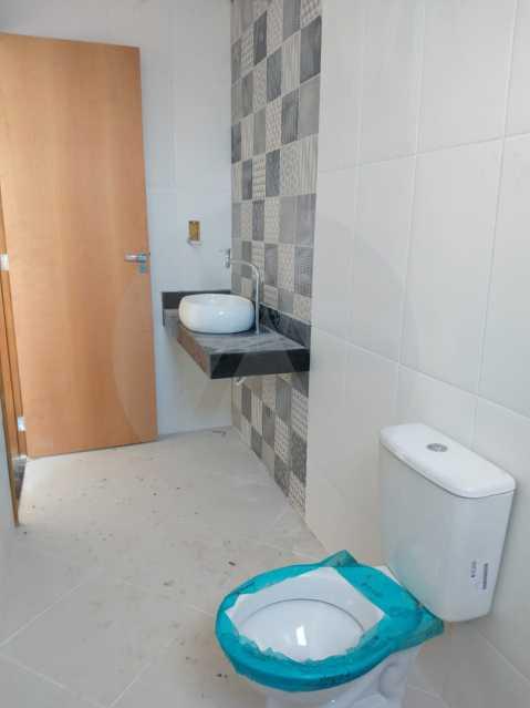 13 Casa Padrão Linear Itaipu. - Imobiliária Agatê Imóveis vende Casa Padrão de 120 m² Itaipu - Niterói por 410 mil reais. - HTCA30188 - 14
