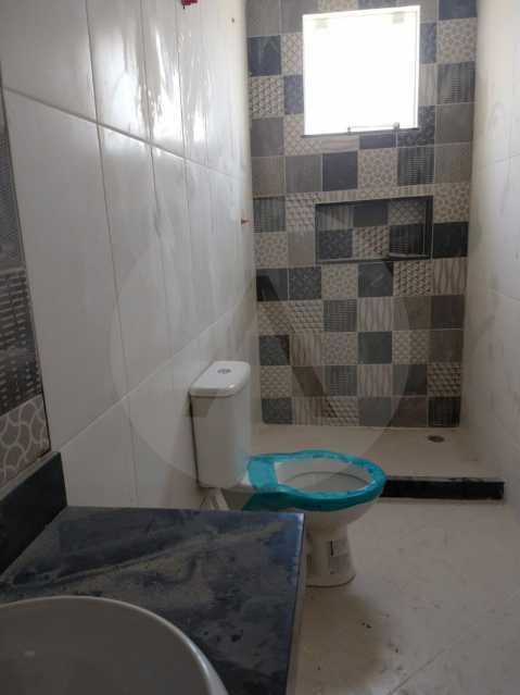 14 Casa Padrão Linear Itaipu. - Imobiliária Agatê Imóveis vende Casa Padrão de 120 m² Itaipu - Niterói por 410 mil reais. - HTCA30188 - 15