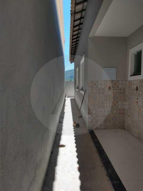 16 Casa Padrão Linear Itaipu. - Imobiliária Agatê Imóveis vende Casa Padrão de 120 m² Itaipu - Niterói por 410 mil reais. - HTCA30188 - 17